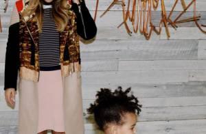 Beyoncé : Sa fille Blue Ivy, intenable, lui vole la vedette
