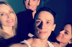 Alizée et Grégoire Lyonnet : Câlins et choré endiablée pour la tournée DALS