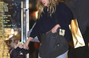 Drew Barrymore : Détendue avec sa fille Olive malgré une nouvelle embarrassante