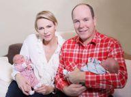 Charlene de Monaco maman :  ''Je suis folle d'amour pour eux !''