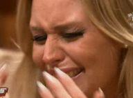 Aurélie Van Daelen en larmes face aux Anges: 'Mon père était l'homme de ma vie''