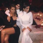 Les Kardashian: Réveillon de Noël épique, Khloé, Kendall et Kylie Jenner divines