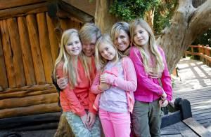 Maxima des Pays-Bas : Noël en Patagonie en famille, avec son père en sursis...