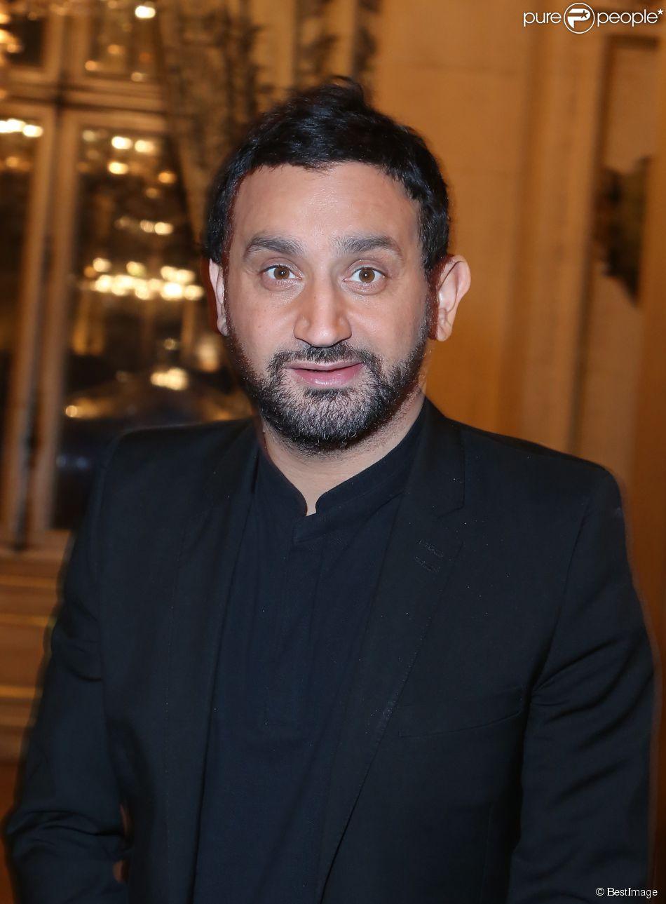 Exclusif - Cyril Hanouna - Soirée annuelle de la FIDH (Federation Internationale des Droits de l'homme) et 65e anniversaire de la Déclaration universelle des Droits de l'Homme à l'hôtel de Ville de Paris le 10 décembre 2013.