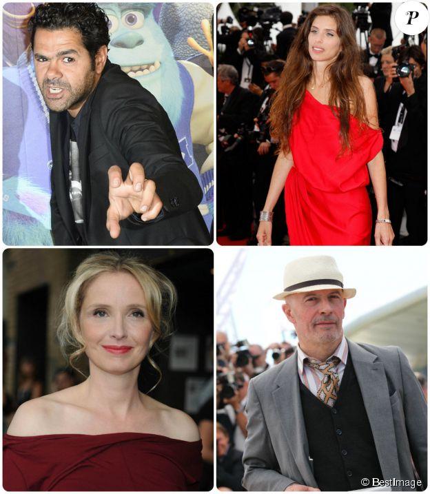 Jamel Debbouze, Maïwenn, Jacques Audiard, Julie Delpy... Ces Français qui vont faire 2015.