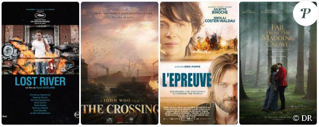 Des productions internationales attendues en 2015. Ryan Gosling, John Woo, Erik Poppe et Thomas Vinterberg sont cités.
