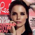 Katie Holmes en couverture de Red, édition février 2015