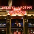 """Générale de la pièce """"Nelson"""" au Théâtre de la porte Saint Martin à Paris le 12 septembre 2014"""