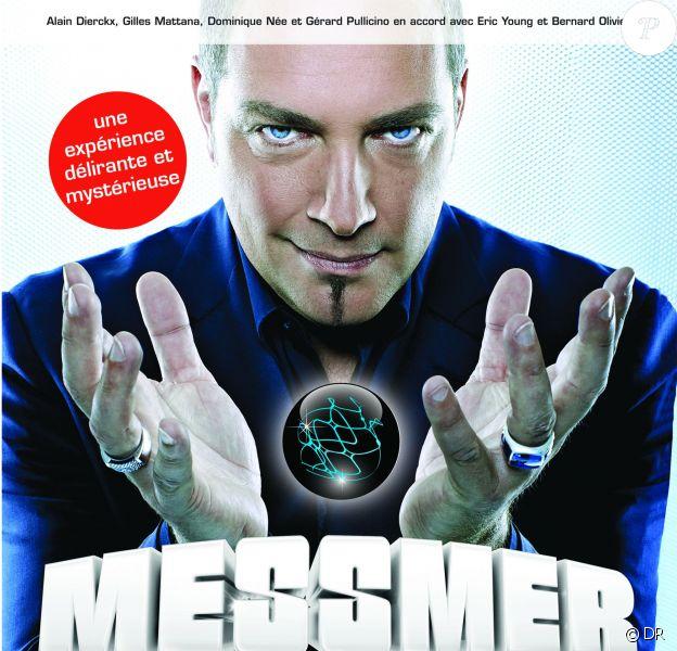 Messmer dans son spectacle Le fascinateur.