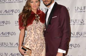 Julien et Vanessa Lawrens, Paga et Adixia : In love aux Lauriers TV Awards
