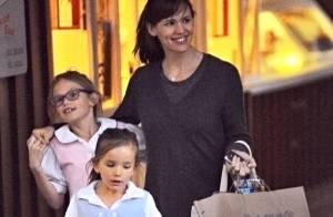 Jennifer Garner : Ses jolies petites filles grandissent à vue d'oeil !