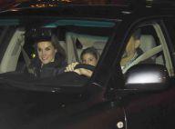 Letizia et Felipe d'Espagne : Dîner de rois avec Leonor et Sofia chez papy Jesus
