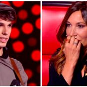 The Voice 4 : Zazie émue aux larmes par Lilian, Talent charmant et bluffant