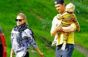 Fergie, épanouie avec Josh Duhamel et Axl : Elle fête ses 6 ans de mariage !