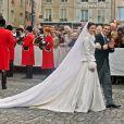 L'archiduc Christoph d'Autriche et l'archiduchesse Adélaïde se sont mariés les 28 et 29 décembre 2012 à Nancy. Le 22 décembre 2014, ils ont accueilli leur premier enfant, l'archiduchesse Katarina.