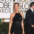 Jennifer Aniston aux Golden Globe Awards à Los Angeles, le 11 janvier 2015.