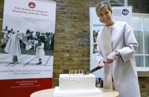 Sophie de Wessex a fêté 50 ans : Gâteaux et confidences pour la svelte comtesse