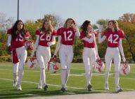 Adriana Lima, Doutzen Kroes... Footballeuses sexy à l'approche du Super Bowl