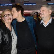 Bénabar à l'honneur : Des bisous avec ses parents et une foule d'artistes
