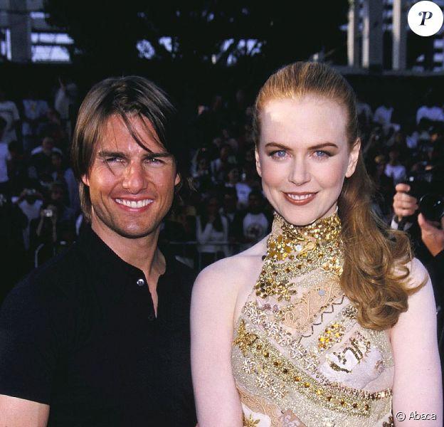 Tom Cruise et Nicole Kidman le 18 mai 2000 à Los Angeles