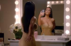 Kim Kardashian : Moquée et moqueuse dans une pub inattendue
