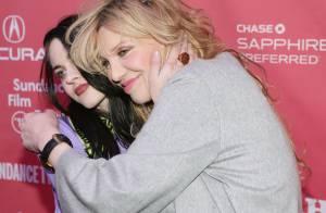 Courtney Love et sa fille Frances Bean enfin réconciliées: Hommage à Kurt Cobain