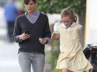 Jennifer Garner : Maman attentionnée avec son petit Samuel et sa fille Violet