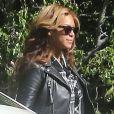 Exclusif - Beyoncé Knowles à Beverly Hills. Le 25 janvier 2015.