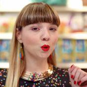 Luce (Nouvelle Star) : Une ''Polka'' délirante qu'elle veut danser nue !