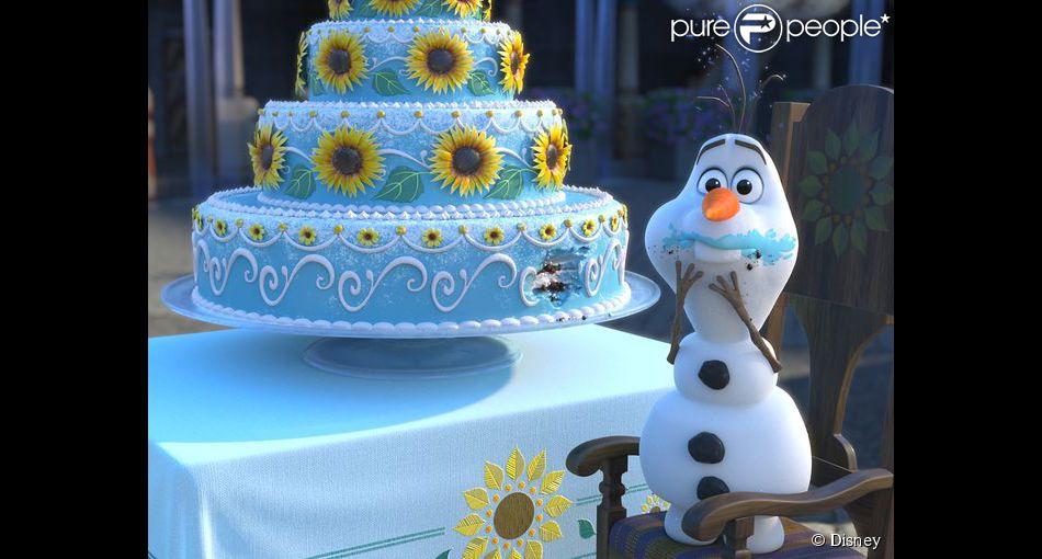 Olaf le bonhomme de neige de retour dans la reine des neiges 2 - Les reines des neiges 2 ...