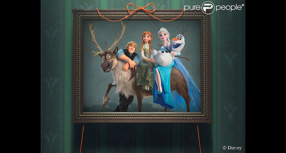 Les personnages dans la reine des neiges 2 - Personnage reine des neige ...