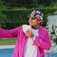 Chris Brown et Tyga flambent dans le clip de leur nouveau single, Ayo. Février 2015.