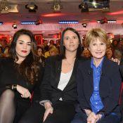 Miou-Miou : Maman aux anges avec sa fille Jeanne Herry et Lola Dewaere