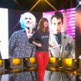 Daphné Bürki dans Le Tube, le samedi 7 février 2015 sur Canal+.