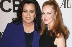 Rosie O'Donnell se sépare de sa femme et quitte le petit écran...