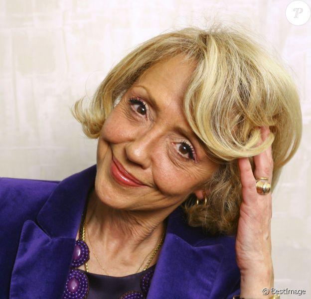 Corinne Le Poulain à Paris le 11 mars 2013