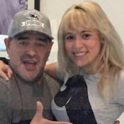 Diego Maradona, le lifting : Métamorphosé pour sa jeune chérie Rocio Oliva