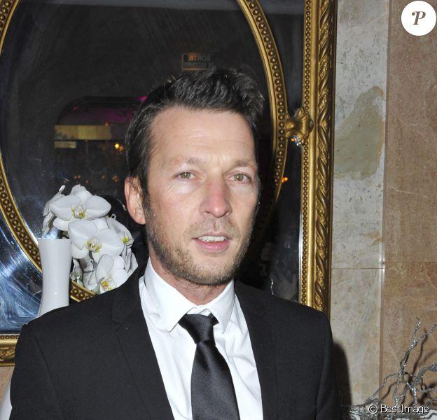 Christophe Rocancourt lors de la 34e cérémonie des Best Awards au Salon Hoche à Paris, le 13 décembre 2010