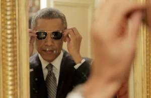 Barack Obama : Drôle et décalé dans une vidéo inattendue !