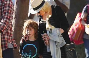 Christina Aguilera : Sa fille Summer Rain aimée et protégée plus que tout