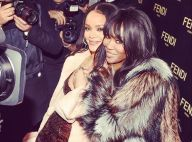 Fashion Week : Rihanna et Naomi Campbell, duo sexy avec Karl Lagerfeld