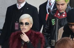 Fashion Week : Rita Ora amoureuse et stylée pour son