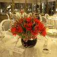 Exclusif - Illustration lors du Dîner Royal Mansour Marrakech organisé par Jean-Claude Messant (Directeur Général du Royal Mansour Marrakech) au restaurant Alléno Paris sur les Champs Elysées, Pavillon Ledoyen autour de la truffe du Maroc le 11 février 2015