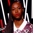 Nina dans The Voice 4, sur TF1, le samedi 21 février 2015