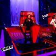 Maax dans The Voice 4, sur TF1, le samedi 21 février 2015