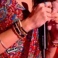 Devi dans The Voice 4, sur TF1, le samedi 21 février 2015