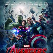Avengers - L'Ère d'Ultron : L'affiche avec Scarlett Johansson, Chris Hemsworth...