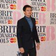 Orlando Bloom - 35e cérémonie des Brit Awards à l'O2 Arena de Londres, le 25 février 2015.