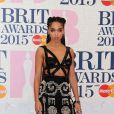 FKA Twigs - 35e cérémonie des Brit Awards à l'O2 Arena de Londres, le 25 février 2015.