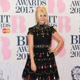 Holly Willoughby - 35e cérémonie des Brit Awards à l'O2 Arena de Londres, le 25 février 2015.